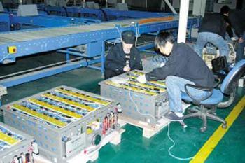 低温磷酸铁锂动力电池成功研发