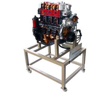 业用水冷柴油发动机