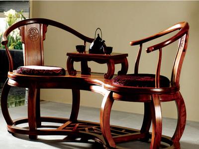 苏州园林桌椅设计