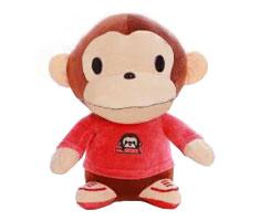 大嘴猴公仔布娃娃玩偶