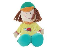 儿童玩具娃娃公仔