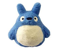 龙猫毛绒玩具