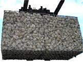 包塑六角石笼网