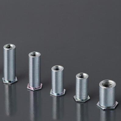 镀锌压铆螺柱