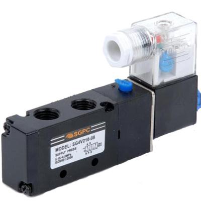 4V电磁阀升光气动