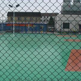 菱形勾花体育场围栏网