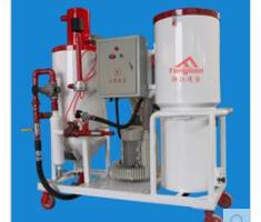 自动回收环保式喷砂机