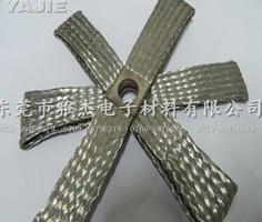 镀锡铜编织导电带