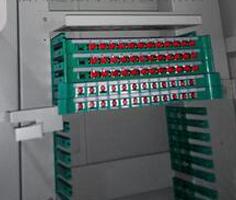 普天576芯光纤机柜