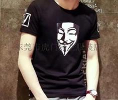 四川泸州男女短袖T恤