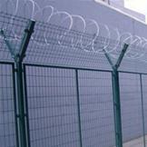 防攀爬护栏网刀片刺绳