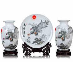 陶瓷花瓶家居时尚饰品