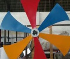 景观园林风车雕塑