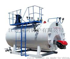 燃油(气)蒸汽热水锅炉