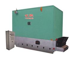 燃气导热油炉锅炉