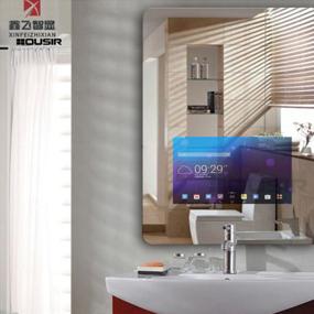 LED智能触控卫浴镜