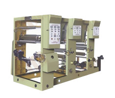普通型双色凹版印刷机