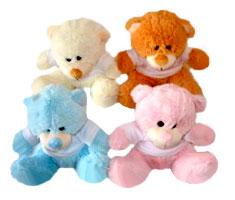 熊猫毛绒玩具