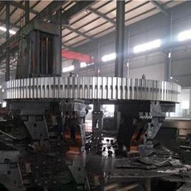 重型煤泥烘干機大齒輪