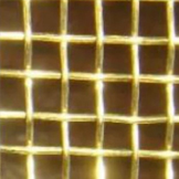 優質黃銅網銅絲編織軋花網