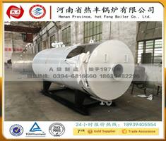 燃煤有機熱載體鍋爐