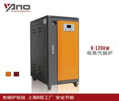 120KW电蒸汽锅炉