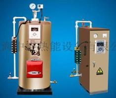 小型立式燃油鍋爐